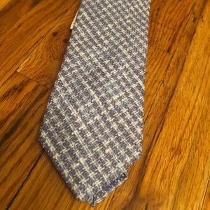 TED BAKER LONDON KNIT TEXTURE TIE